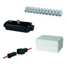 Connectors Bus Bars and Junction Boxes